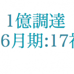 2013年4-6月期1億円以上調達17社まとめ:資金調達定点観測