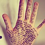 書いてくれとは言わないでくれ