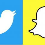 twitterとSnap、どちらの時価総額が上?:米国ネット株26社の株価業績推移